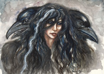 Goddesses and Nature Spirits