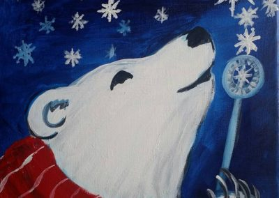 snowflake-wishes-polar-bear