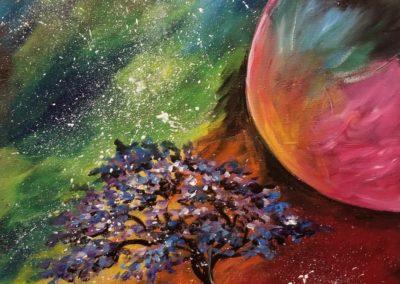 Galactic Sky