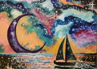Sailing the Sea of Stars